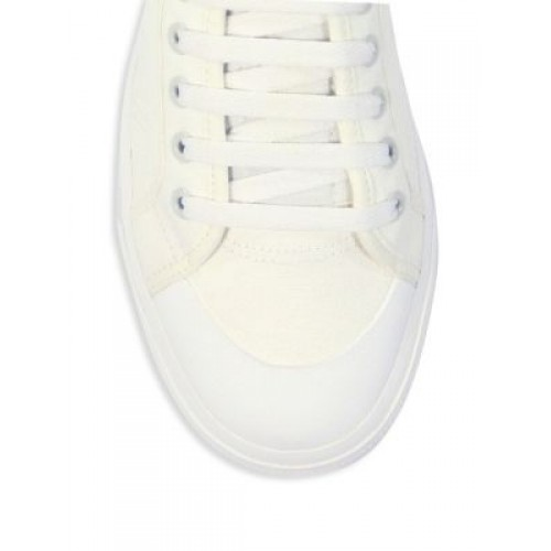 a7ffc717b4a774 adidas by Raf Simons Spirit Canvas High-Top Sneakers Off White  0400093629465 Men s Sneakers TRORWET
